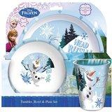 Disney Frozen Olaf dinner set verpakt