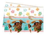 Disney Vaiana tafelkleed met kleurrijke print van Vaiana en Maui
