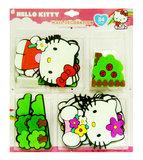 hello kitty foam decoratie set verpakking