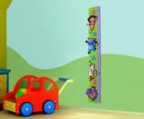 Dora Explorer wand groeimeter voorbeeld