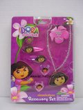 Dora explorer accessoires set stars