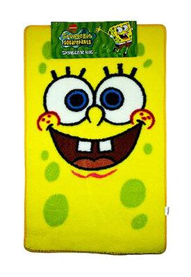 Spongebob slaapkamer vloerkleed
