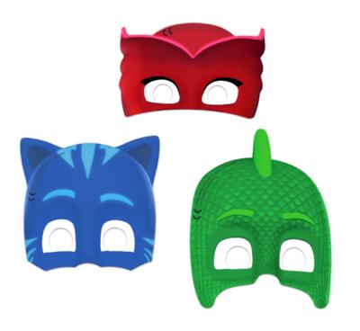 PJ Masks feest maskers