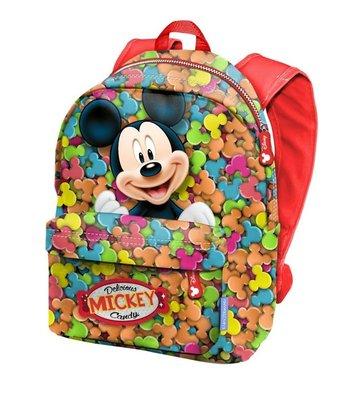 Mickey Mouse rugzak met voorvak