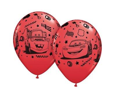 Disney Cars ballonnen Ice