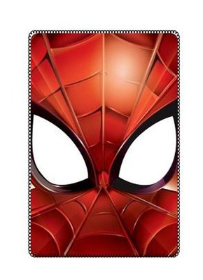 Spiderman fleece deken - plaid