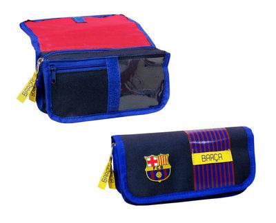 FC Barcelona schooletui - luxe pennenzak