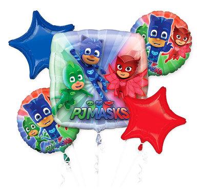 PJ Masks folie ballonnen set