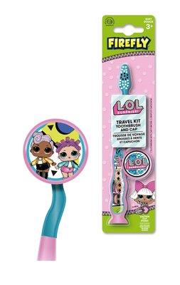 L.O.L. Surprise tandenborstel met 3D kapje