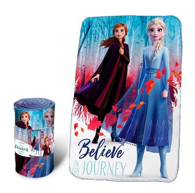 Disney Frozen 2 fleece deken Believe in the Journey