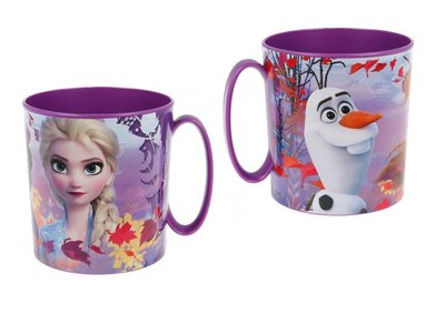 Disney Frozen 2 kunststof mok