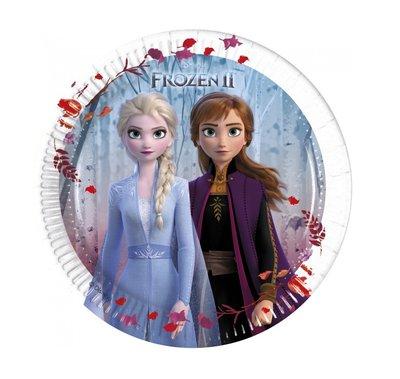 Disney Frozen 2 taartbordjes