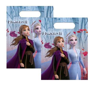 Disney Frozen 2 uitdeelzakjes