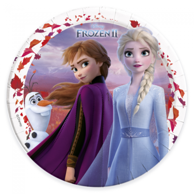 Disney Frozen 2 party bordjes