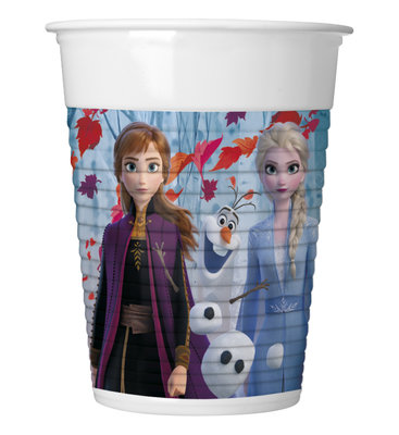Disney Frozen 2 party bekers