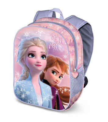 Disney Frozen 2 schooltas 3D True to Myself
