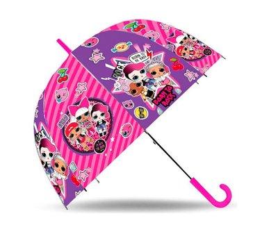 L.O.L. Surprise paraplu transparant
