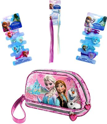 Disney Frozen beauty case Sister Queens gevuld