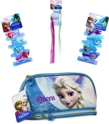 Disney Frozen Queen Elsa beauty case gevuld