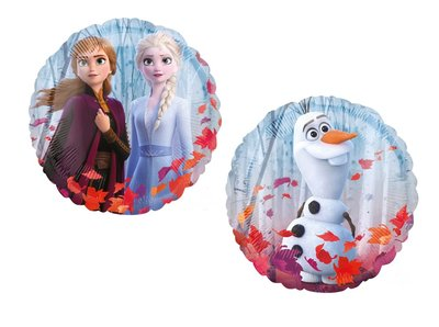 Disney Frozen 2 folie ballon