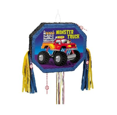 Monstertruck pinata