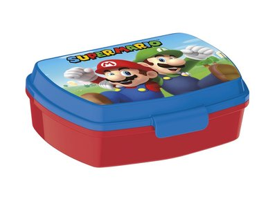 Super Mario broodtrommel - lunchbox