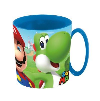 Super Mario mok kunststof