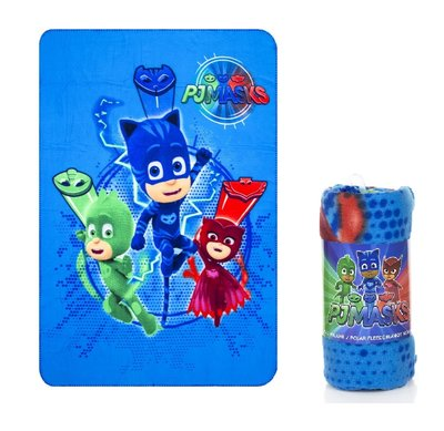 PJ Masks fleece deken Hero time