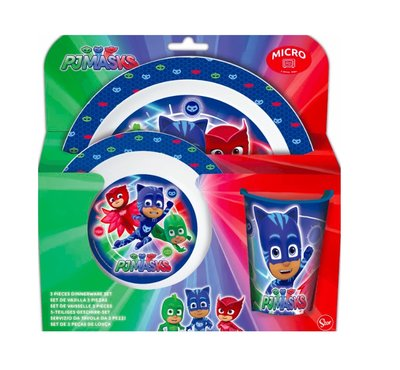 PJ Masks kinderservies