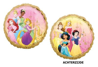 Disney Princess folie ballon
