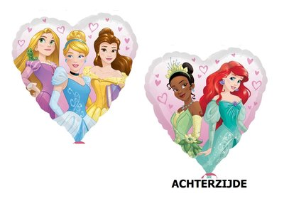 Disney Princess folie ballon Hart