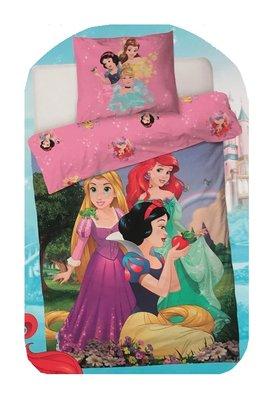 Disney Princess dekbedovertrek 140x200cm