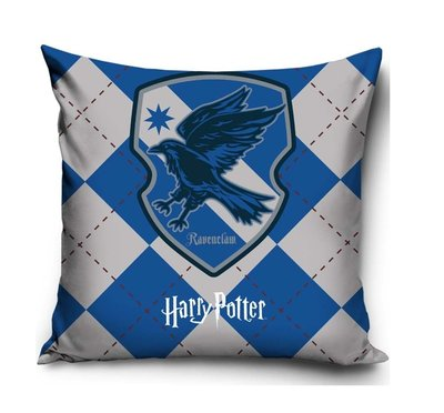 Harry Potter kussen Ravenclaw