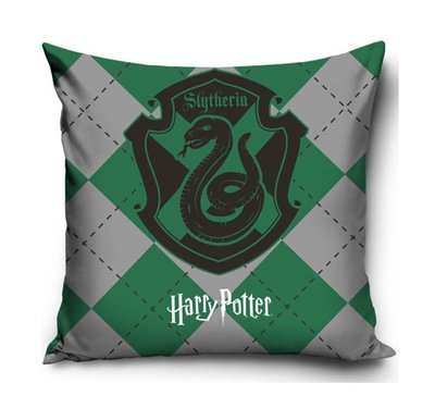 Harry Potter kussen Slytherin