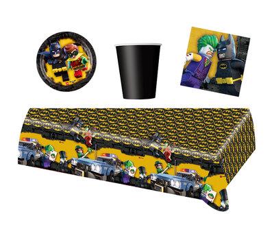 Lego Batman feestpakket - voordeelpakket 8 personen