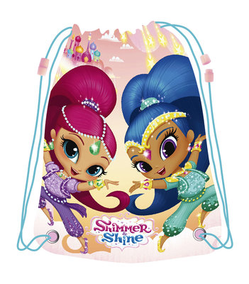Shimmer and Shine gymtas