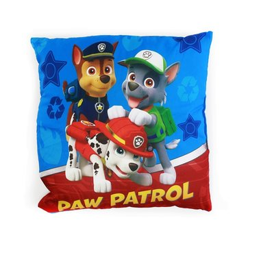 Paw Patrol kussen Marshall, Chase & Rocky