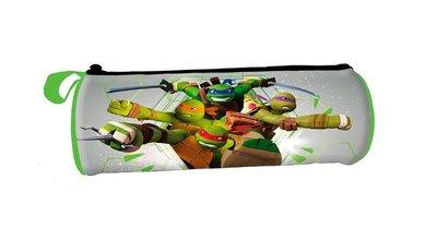 Ninja Turtles school etui