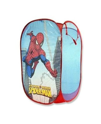 Spiderman speelgoed mand