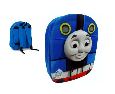Thomas de Trein rugzak met 3D voorkant