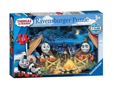 Thomas de Trein puzzel 35 stukjes