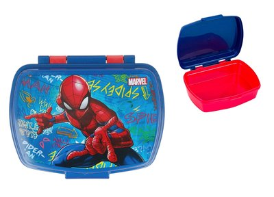 Spiderman broodtrommel - lunchbox