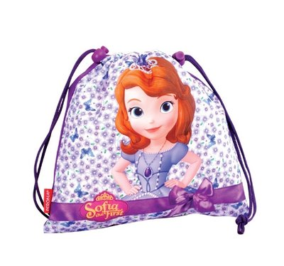 Sofia het Prinsesje gymtas klein