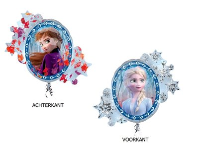 Disney Frozen 2 super shape folie ballon