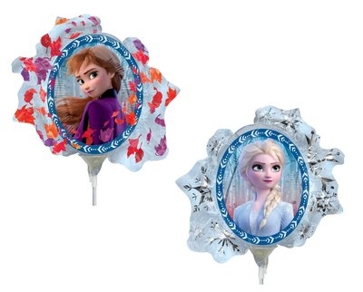 Disney Frozen 2 folie ballon shape klein