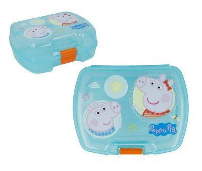 Peppa Pig broodtrommel - lunchbox