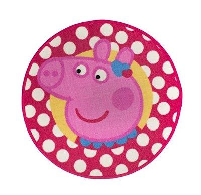 Peppa Pig vloerkleed
