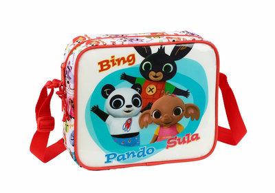 Bing het konijn schoudertas - lunchbag