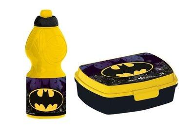 Batman Lunchset