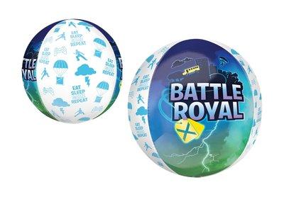 Fortnite folie ballon rond